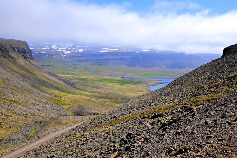 sandfjoll, paysages, Islande