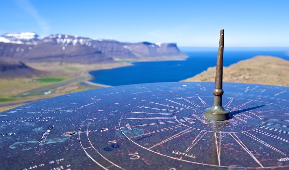table, Sandafell, paysages, Vestfirdir