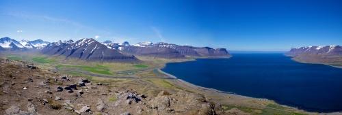 Sandafell, paysages, Islande