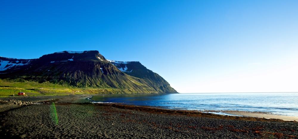 skalavik, paysages, vestfirdir, Islande