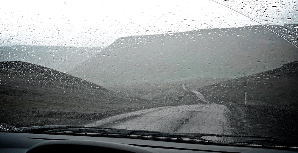Road 428, Islande, paysages