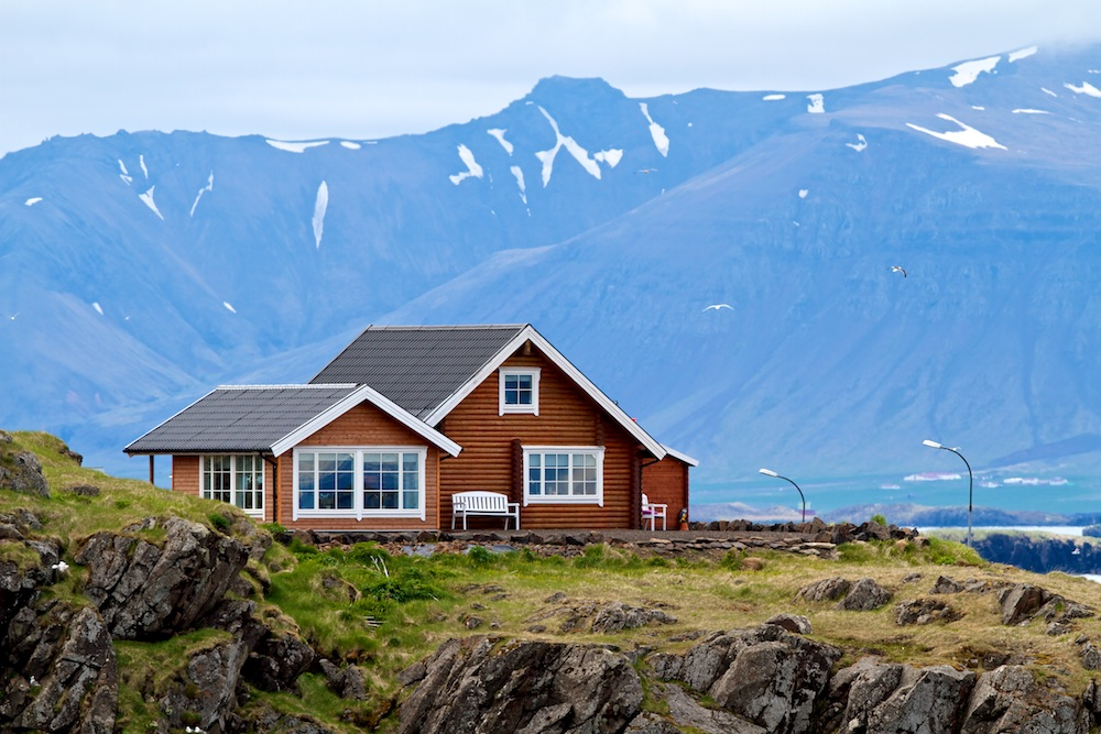 Stykkisholmur, paysages, Islande